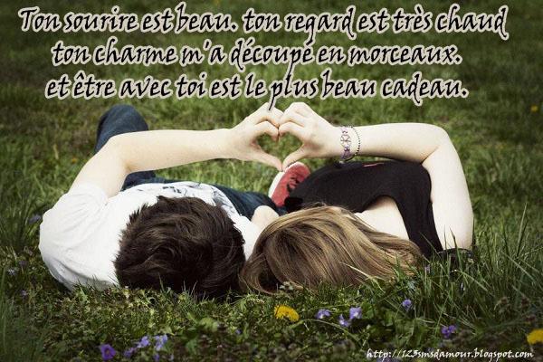 Fabulous Message d amour pour ma copine - Modèle de lettre DG47