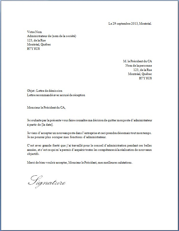 modele lettre recommand u00e9e xc32