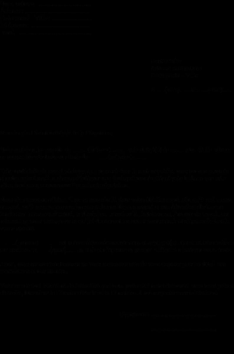 modele de lettre d inscription dans une cole andallthingsdelicious. Black Bedroom Furniture Sets. Home Design Ideas