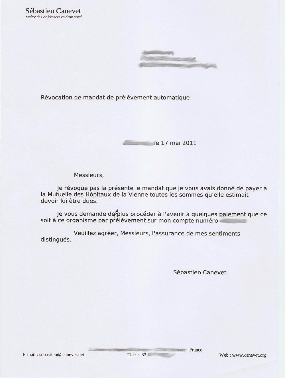 comment faire une lettre de r u00e9siliation de contrat