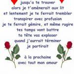 Lettre de d amour
