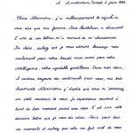 Faire une lettre d amour