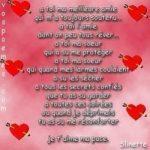 Une lettre d amour pour une fille que j aime