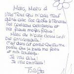 Belle lettre d amour pour lui