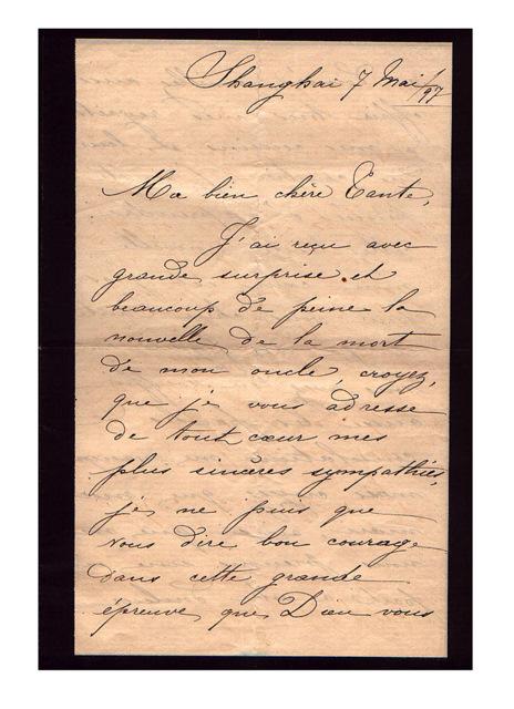 Texte de condoléances pour un oncle   Modèle de lettre