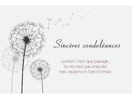 Presentation Des Condoleances Rznky