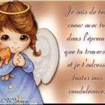 Mots de sympathies condoléances