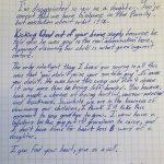 Modele de lettre d amour pour lui