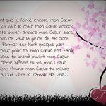 Belle lettre d amour