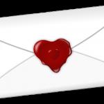 Lettre a l amour de ma vie
