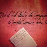 Ecrire l amour