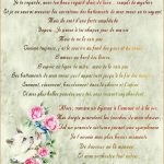 Lettres d amour pour une femme