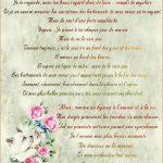 Lettre d amour pour une femme