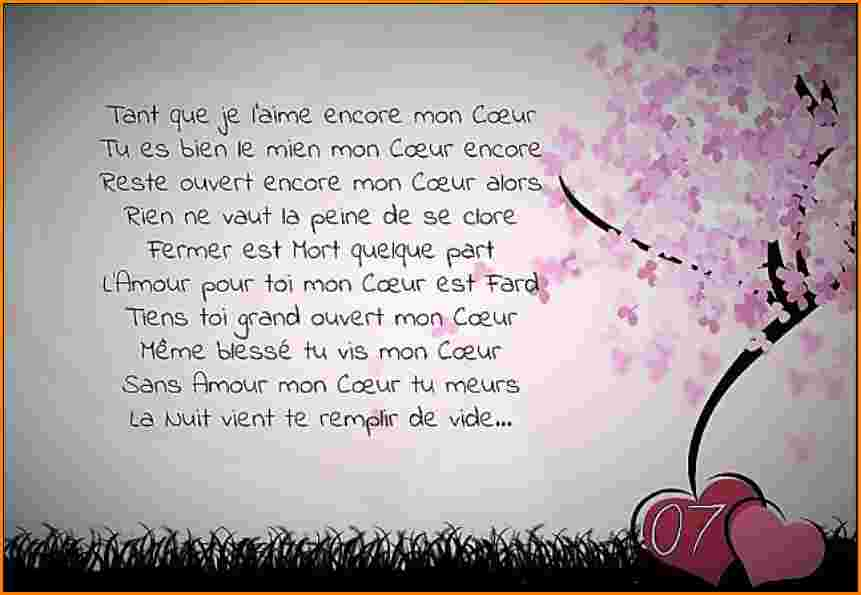 Lettre d amour son ch ri mod le de lettre - Image d amour gratuite ...