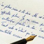 Lettre de séparation d amour
