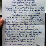 Une longue lettre d amour