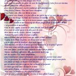 Lettre d amour et d amitié