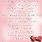 Lettre pour son amoureux