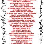 Lettre d amour a son amoureux