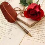 Jolie lettre d amour
