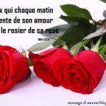 Message d amour pour sa chérie