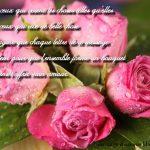 Long message d amour pour sa femme