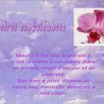 Sincères condoléances formules