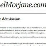 Demission lettre francais