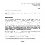 Exemple de lettre de motivation gratuit pour un emploi
