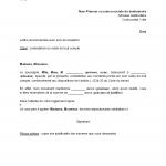 Exemple de lettre de motivation gratuite