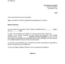 lettre de démission suivi de conjoint Lettre de démission Archives   Page 3 sur 15   Modèle de lettre lettre de démission suivi de conjoint