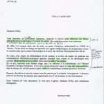 Exemple lettre de motivation français