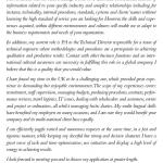 Exemple de lettre de candidature spontanée