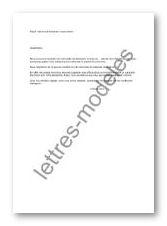 reponse a une lettre de demission Réponse à Une Lettre De Démission Sans Préavis | dedooddeband reponse a une lettre de demission