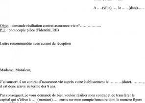 Lettre De Resiliation Archives Page 2 Sur 15 Modele De Lettre