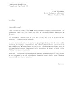 Lettre Preavis Archives Modele De Lettre