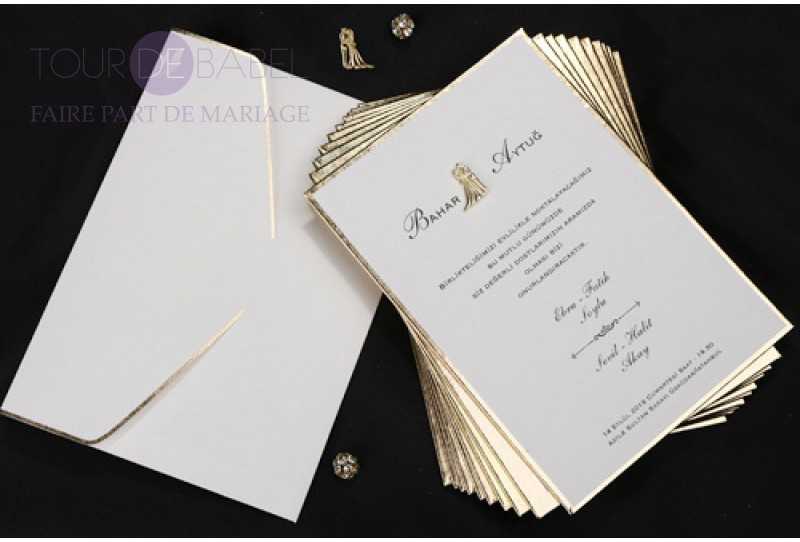 carte de d invitation mariage mod le de lettre. Black Bedroom Furniture Sets. Home Design Ideas