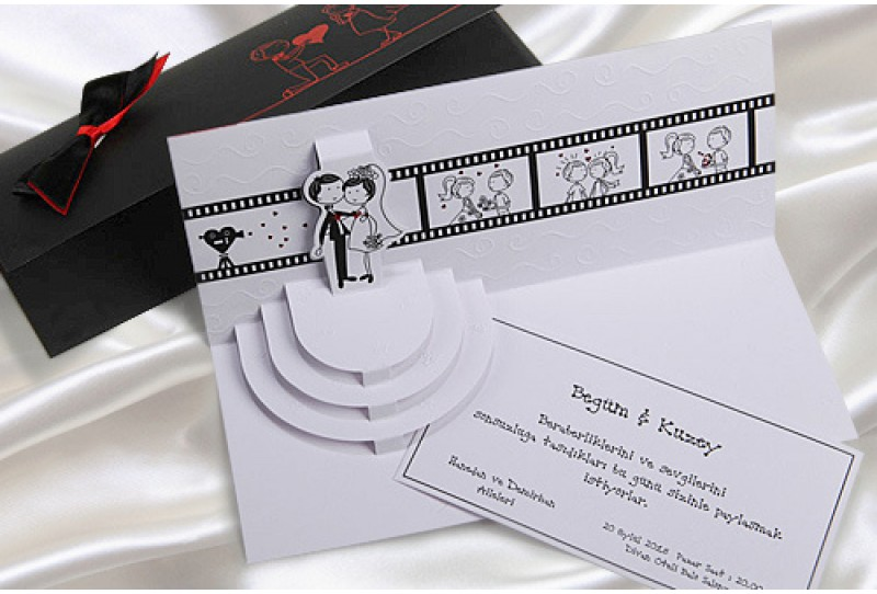 carton invitation mariage original mod le de lettre. Black Bedroom Furniture Sets. Home Design Ideas