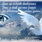 Souhaiter les condoléances