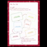 Modele lettre pere noel gratuit imprimer