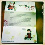 Recevoir une lettre du pere noel par la poste