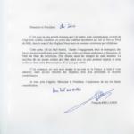 Exemple lettre de condoléances famille