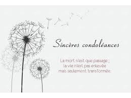 Message de condoléances Archives   Page 6 sur 25   Modèle de lettre