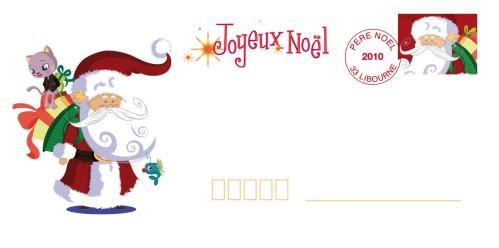 Enveloppe Pere Noel A Imprimer Modèle De Lettre