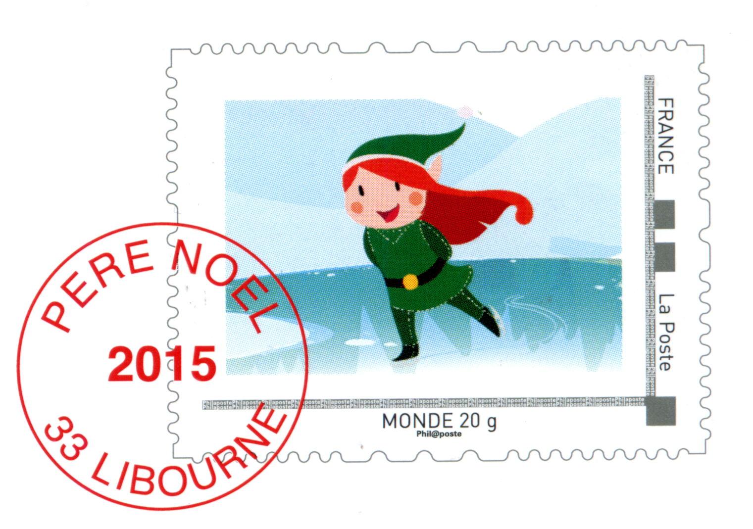 La poste du pere noel 2015 mod le de lettre - Adresse du pere noel la poste ...