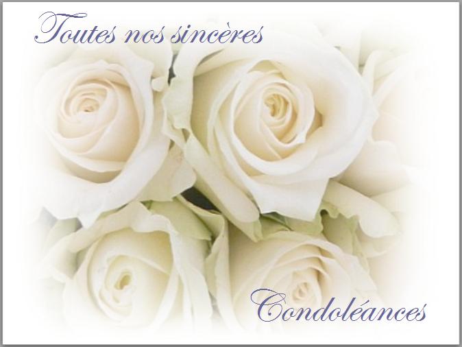 lettre de condol u00e9ances gratuites