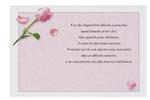 Exemple d une lettre de condoléances