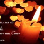 Message pour deuil
