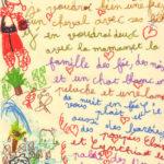 Ecrire la lettre au pere noel