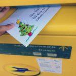 Envoyer la lettre au pere noel
